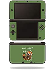 MightySkins Skin Compatible with Nintendo 3DS XL - Red Panda Kawaii | Protective, Durable, and Unique Vinyl Decal wrap Cover | Easy to Apply, Remove, and Change Styles | Made in The USA