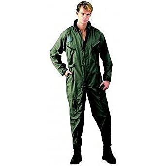 Amazon.com  Rothco Coveralls Olive Drab Air Force Style Flight Suit ... 8cf226c2e89