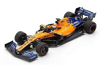 Amazon.com: Spark McLaren MCL34 (Carlos Sainz Jr - 2019 ...