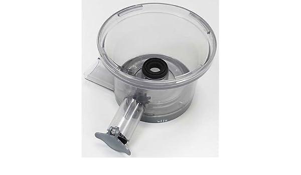 Cuenco Recipiente Exprimidor Slow Juicer kw716258 para robot ...