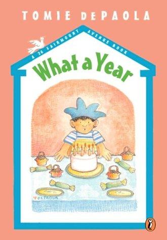 Download What a Year! (A 26 Fairmount Avenue Book) ebook