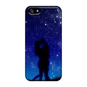 Casecover88 Shockproof Scratcheproof Romantic Kiss Hard Cases Covers For Iphone 5/5s