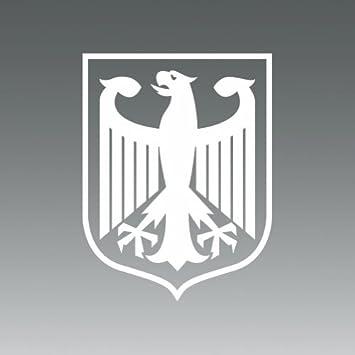 Amazon.com: (2x) German Crest Eagle - Deutschland - Sticker - Decal ...