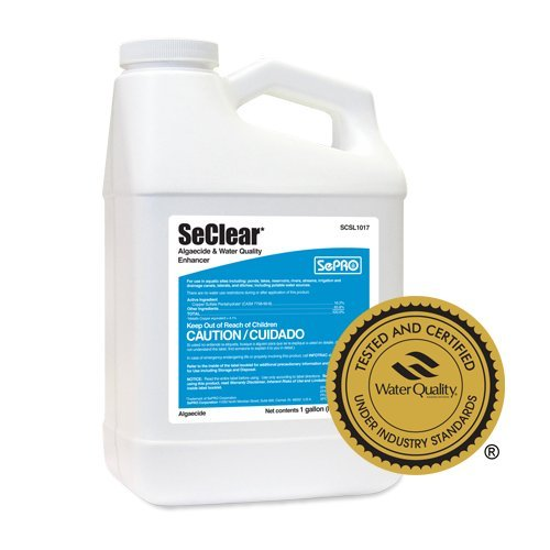 SeClear Algaecide and Water Quality Enhancer - Gallon by SePRO