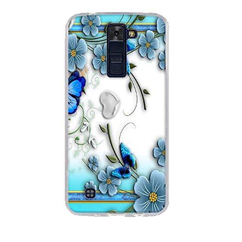 Phone Case for LG K8 K350N K350DS LTE K350E Escape 3 K373 Phoenix 2 Soft Silicone Back Cover Case for LG K7 K10 Leon Spirit Bags 16 for LG Leon,19,ForLGK7