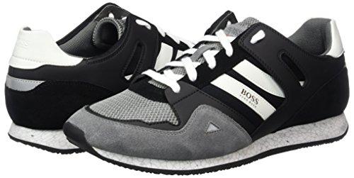 Sneakers Uomo Arancione Adrenal Runn Nero