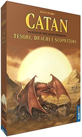 Giochi Uniti gu555 – Catan: Tesori, dragones y scopritori , color/modelo surtido: Amazon.es: Juguetes y juegos