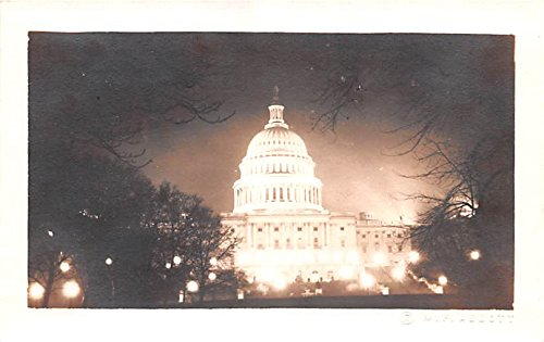 (Capitol Washington, Washington DC postcard )