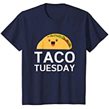 Taco Tuesday | Funny Food Fiesta T-Shirt