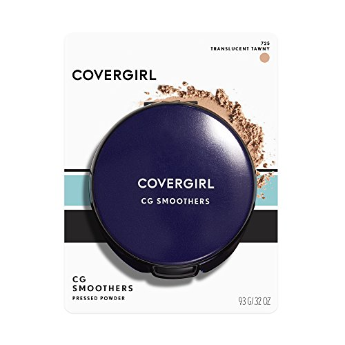 - COVERGIRL Smoothers Pressed Powder, Translucent Tawny, .32 Ounce, 1 Count (packaging may vary)