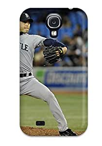 seattle mariners MLB Sports & Colleges best Samsung Galaxy S4 cases