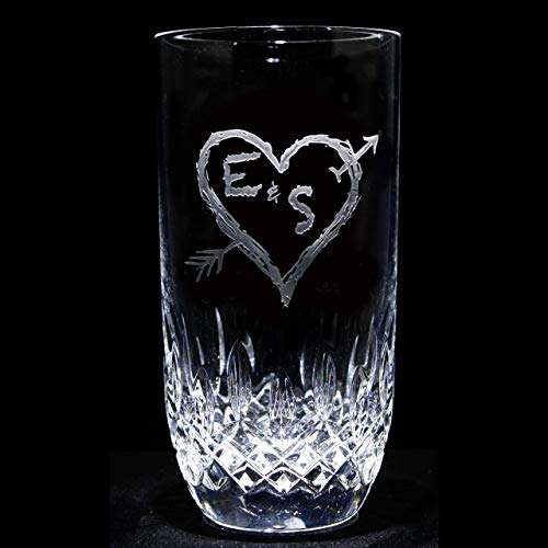 Waterford Crystal Lismore Encore Hiball Engraved, Set of 4 ()