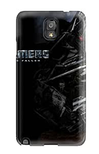 DPatrick Premium Protective Hard Case For Galaxy Note 3- Nice Design - Transformers - Revenge Of The Fallen