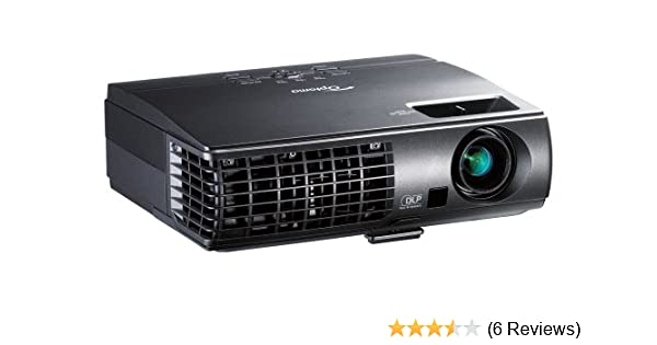 Optoma EP7155 Microportable XGA Ultra-Portable DLP Projector- 3.2 Lbs