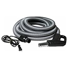 Linear-Airvac Deluxe Central Vacuum Hose, 30'