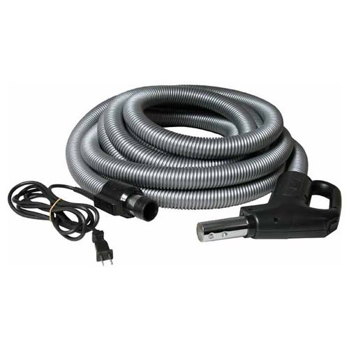 AirVac Central Vacuum Deluxe Hose, 30 Ft. (V510PS) by Linear LLC