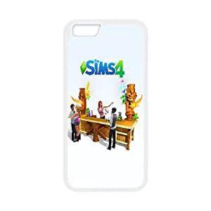The Sims Game iPhone 6 4.7 Inch Cell Phone Case White DIY Ornaments xxy002-3668115