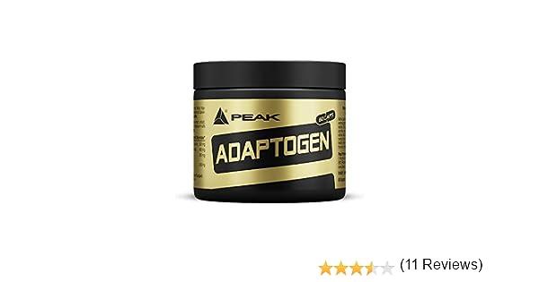 PEAK Adaptogen - 60 Kapseln à 900mg: Amazon.es: Salud y cuidado ...