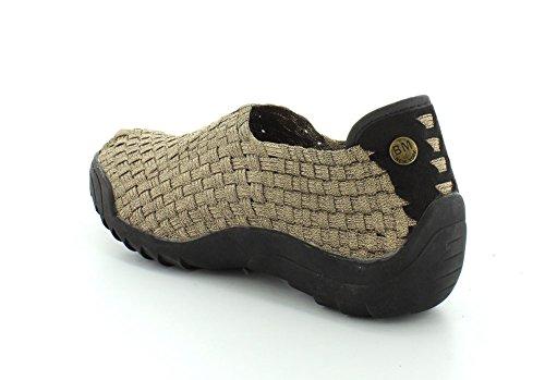 Bernie Mev Aparejado Jim Zapatos Sin Cordones De Bronce Compras en línea Envío gratuito yXGkmY