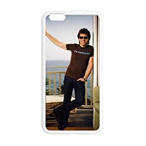 Cutomize Jon Bon Jovi Ultimate Protection Scratch Proof Case TPU Skin for iphone 6 4.7 Cover inch