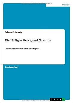 Die Heiligen Georg Und Nazarius