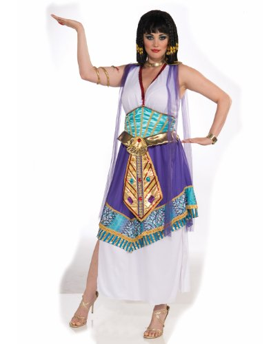 Forum Novelties Women's Plus-Size Queen Cleopatra Costume, Multi, Plus -
