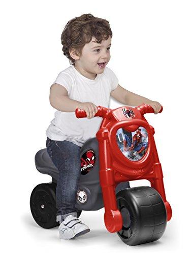 Feber Vehicle, Montable Motofeber, Spider Man