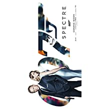 "SPECTRE - Movie Poster (12 x 24"") Glossy Finish (Thick, 8mil): Daniel Craig, Monica Belluci, Lea Seydoux"