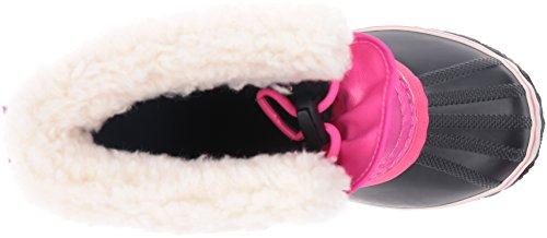 Sorel Yoot PAC Nylon, Unisex-Kinder Schneestiefel Pink (Haute Pink 627Haute Pink 627)