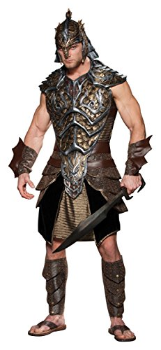 Dragon Lord Costume - Medium - Chest Size 38-40 (Dragon Lord Costume)