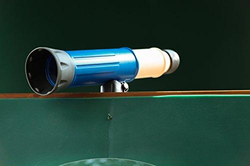 Swing Kingdom Magnifying Telescope (Blue) (Telescope Playset)