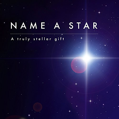 Name A Star Gift Set valentines for Him present (Gift A Name Set Star)