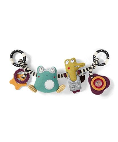 Mamas & Papas Travel Charm Activity Toy - Ship Shape