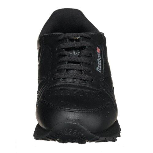 Black Women's Reebok Sneaker Classic Leather IZwwdUqH