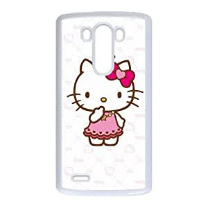 Printed Phone Case Hello Kitty For LG G2 L1A2155