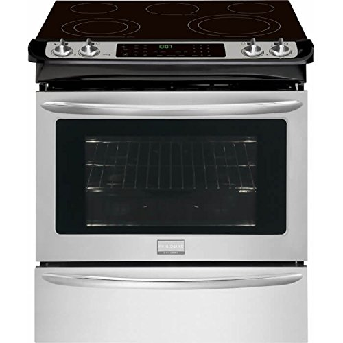 Frigidaire FGES3065PF Stainless Electric Smoothtop