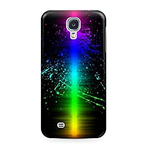 Party Light Hard Plastic Snap-On Case For Samsung Galaxy S4
