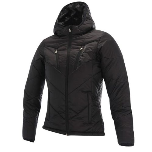 Alpinestars Stella Francie Textile Womens Jacket , Distinct Name: Black, Gender: Womens, Apparel Material: Textile, Primary Color: Black, Size: Sm (Women Street Bike Apparel)