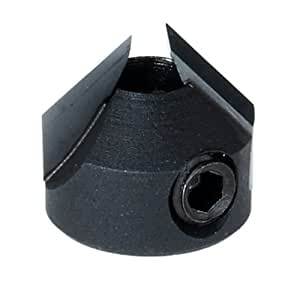 Freud 7012R 15.5-Millimeter Outside Diameter by 6-Millimeter Inside Diameter Right Turn Carbide Tipped Counter Sink for Spindle Boring Machine Bit