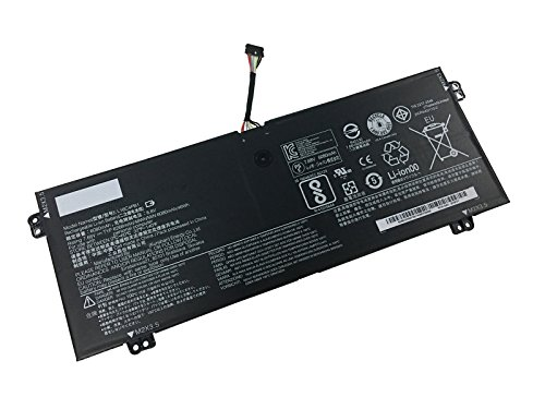 HWW New 7.68V 48Wh 6080mAh L16C4PB1 Battery Compatible with Lenovo 720-13IKB L16L4PB1 L16M4PB1 5B10M52739 2ICP4/43/110-2 Series