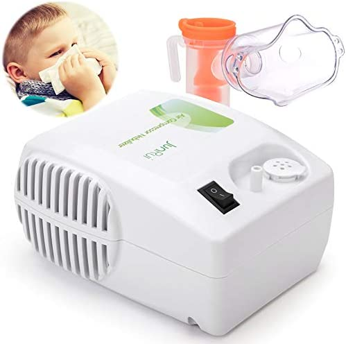 Cool Mist Compressor System for Home and Travel Use Fit for Adults and Kids