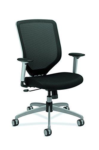 hon boda highback work chair mesh computer chair for office desk black hmh01