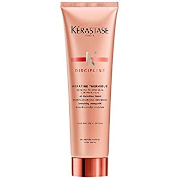 Kerastase Discipline Keratine Thermique Smoothing Taming Milk 150ml Hair Product by HAIR PRODUCT