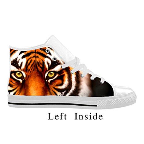 Chaussures 38 Sneaker Jiuduidodo Blanc Tigre nbsp;eu Pretty Femme Modèle CxFtRHgwq