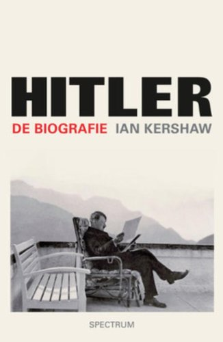 Hitler, de biografie