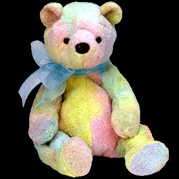 - Ty Beanie Babies - Mellow the Bear