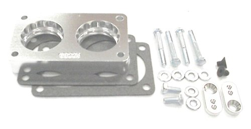 Helix Throttle Body Spacer - Street and Performance Electronics 68005 Helix Power Tower Plus Throttle Body Spacer