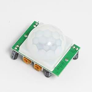 Smrroy er 5sd for Arduino Raspberry pi HCSR501 New HC-SR501 Infrared PIR Motion Sensor Module