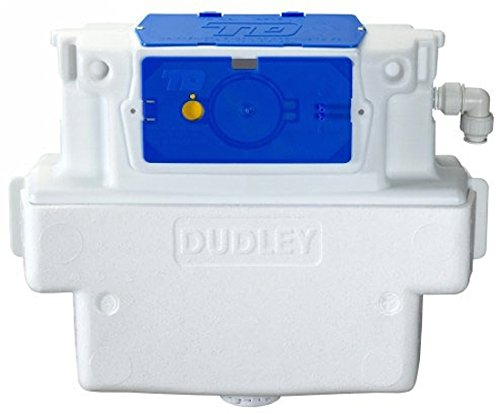 Thomas Dudley Vantage Cistern, Dual Flush - Insulated - Without Button