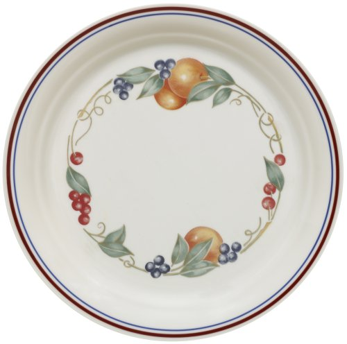 Corelle Impressions 8-1/2-Inch Luncheon Plate, Abundance